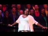 Random Black Girl Alex Newell and Boston Gay Mens Chorus