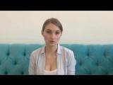 Блогерша Аня взорвала интернет-olimp trade-аня олимп трейд