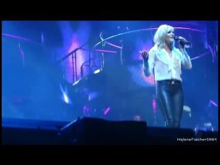 Helene Fischer - Das kann kein Zufall sein (Hamburg 13.11.2012) - песня Дитэра Болена (Dieter Bohlen)