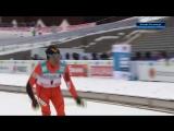 Венесуэльский лыжник Адриан Солано шел к своему первому финишу на чемпионате мира по лыжам в Лахти непросто.