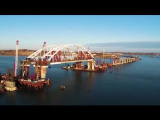 Какие суда могут ходить под Керченским мостом. (По материалам Минтранса РФ и инфоцентра