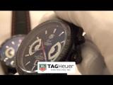 7 Видео обзор копии швейцарских часов Tag Heuer grand carrera calibre 17 rs2