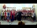 Батьківська Нива Ой зійшла зоря солісти Сергій Губарик та Олена Городецька
