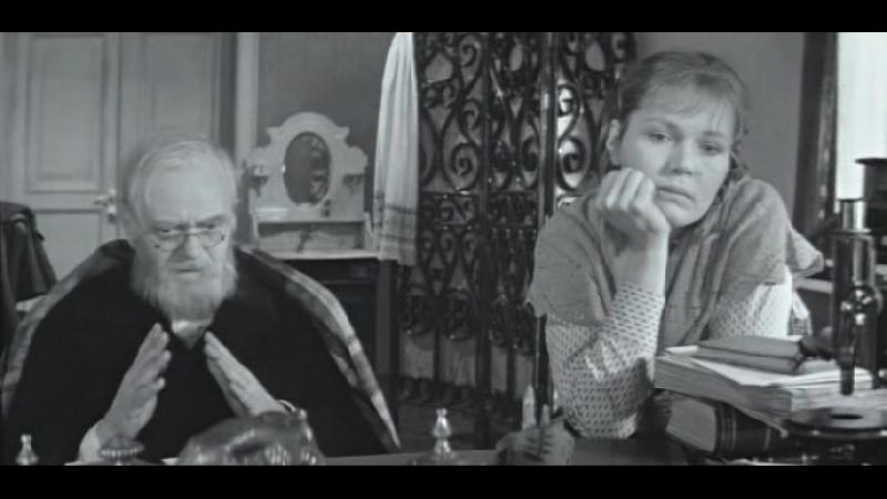 ОТКРЫТАЯ КНИГА (1973) - драма, биография. Владимир Фетин