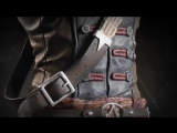 Assassins Creed  Бюсты Авелины и Коннора