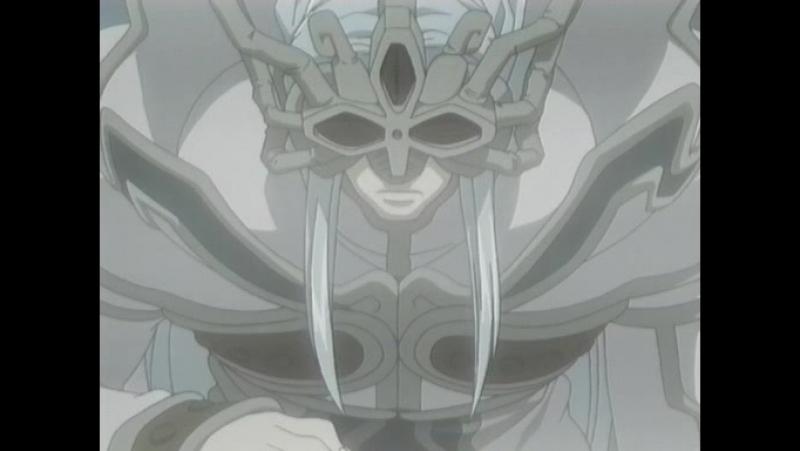 Манускрипт ниндзя: Новая глава / Ninja Scroll: The Series / Juubee Ninpuuchou: Ryuuhougyoku Hen - 12 серия (Д. Толмачев) [2003]