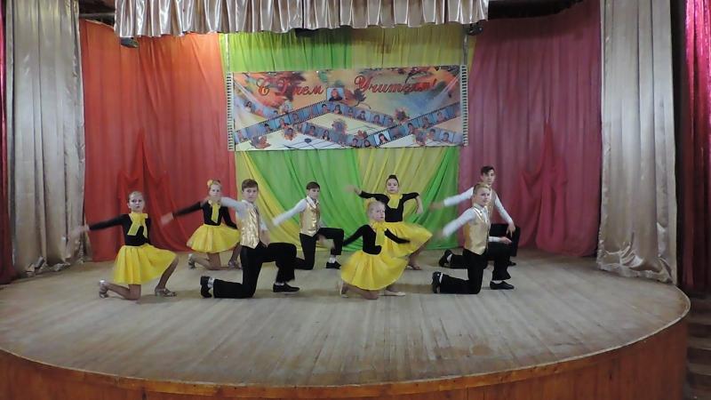 Студия эстрадного-бального танца
