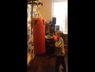 Первые шаги бокса
