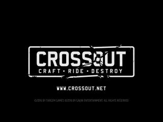 Crossout - новый онлайн автошутер! Крутой геймплей и графика.
