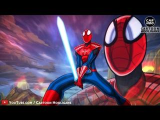 Человек-паук против Человека-муравья часть 2  | Озвучка: InDub | CartoonHooligans