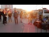 #другиелюди кавер на песню Zdob si Zdub - Видели Ночь (Партик, 14.05.17)