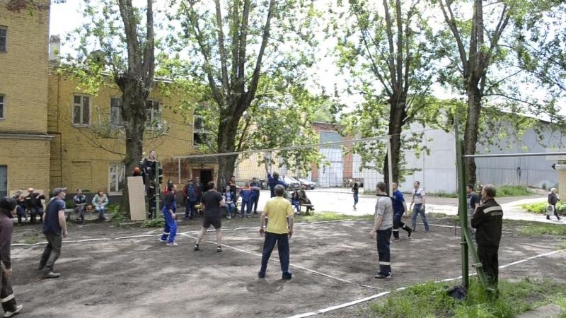 волейбол ч.5