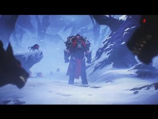 Дариус: Страх | Анимационная мастерская League of Legends