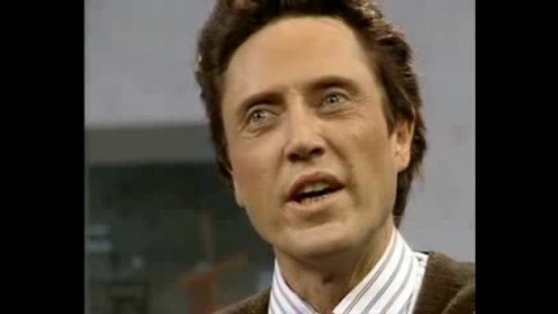 Christopher Walken - Ed Glosser: The Trivial Psychic (Saturday Night Live)