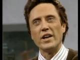 Christopher Walken - Ed Glosser The Trivial Psychic (Saturday Night Live)
