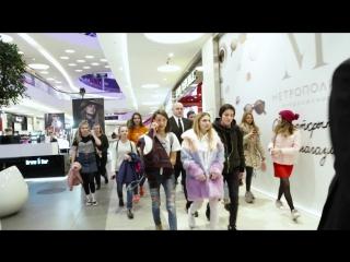 Открытие флагмана Claires в ТЦ Метрополис с Еленой Шейдлиной