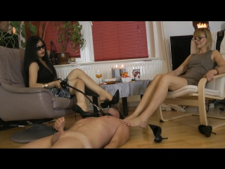 Foot Goddess Leyla - The Tortured Wanker [Full Version]
