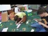 как делали открытки в японском стиле с наклейками