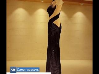 Кажется, роскошней платьев ручной работы просто не бывает
