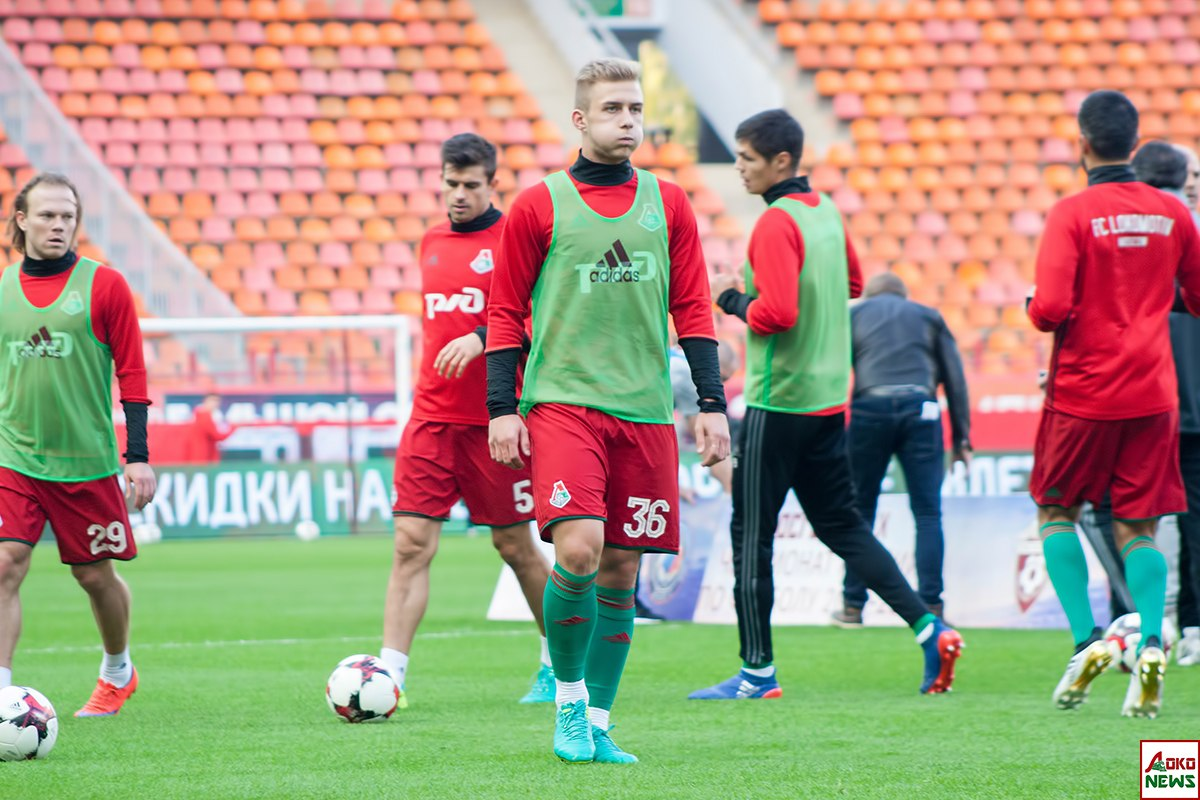 Дмитрий Баринов. Фото: Дмитрий Бурдонов / Loko.News