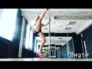 Настя Кудрявцева Exotic Pole Dance Студия танца 32 Тренировка