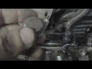 Замена штатного реле-регулятора на автомобильное yamaha  FZX 750