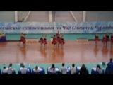 Клуб Черлидинга и Чир Спорта Хотта Элемент г.Владимир, чир данс фристайл команды...