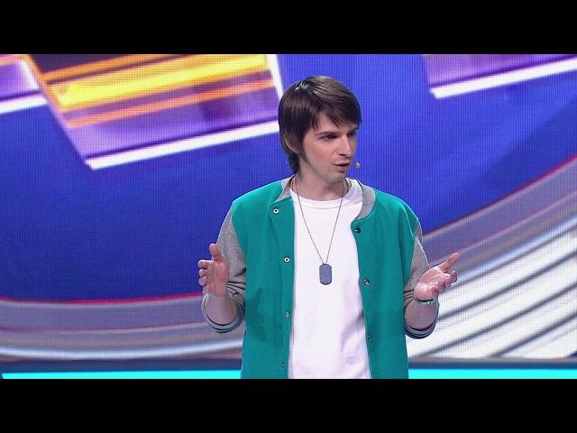 Comedy Баттл. Последний сезон - Андрей Шарапов (1 тур) 17.04.2015 из сериала Comedy Баттл. Пос ...