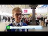 НТВ: Петербургские волонтеры рассказали, как правильно носить Георгиевскую лен ...