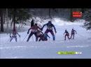 Биатлон 29 03 2017  Чемпионат России  Смешанная эстафета