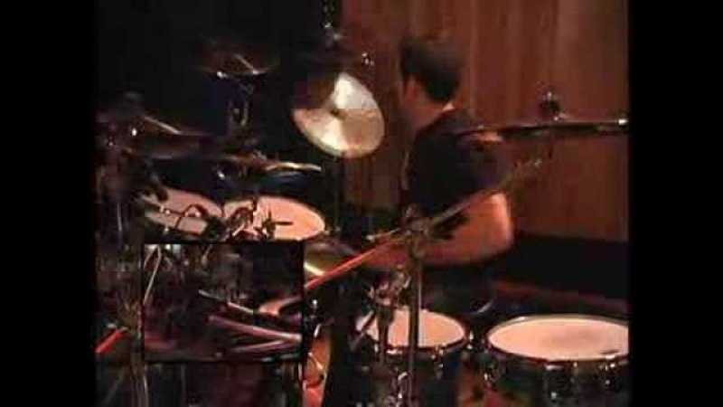 Drum Solo - Anger Management - Mike Michalkow