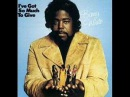 Barry White - Bring back my yesterday 1972 cover