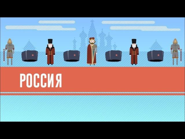 Россия Киевская Русь и монголы Ускоренный курс мировой истории 20