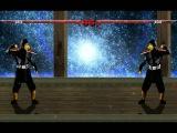 Aqua Special Move Test