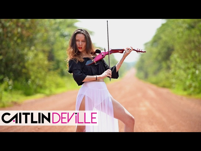 Rockabye (Clean Bandit ft. Sean Paul Anne-Marie) - Electric Violin Cover | Caitlin De Ville