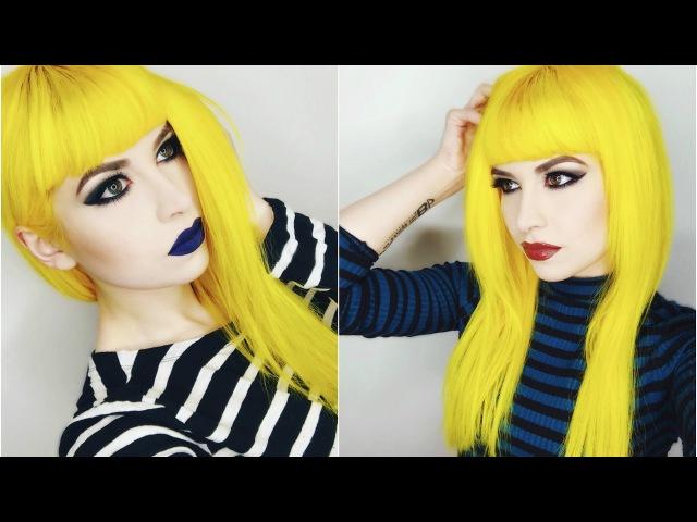 Dying My Hair Yellow Using Arctic Fox