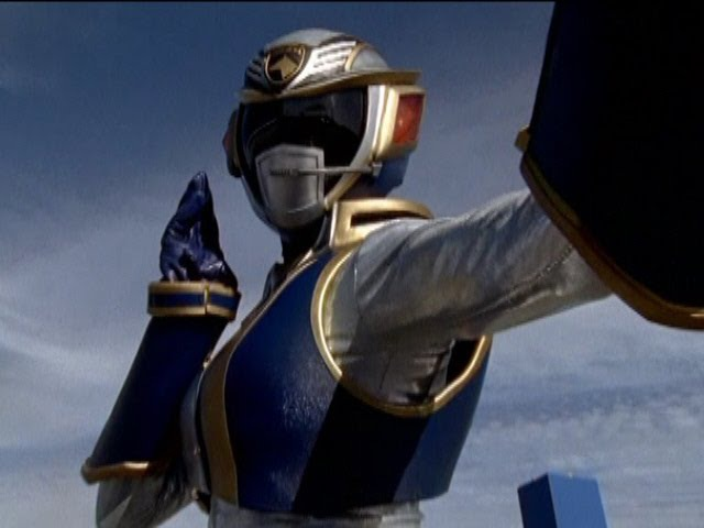 Nova Ranger in Power Rangers S.P.D..