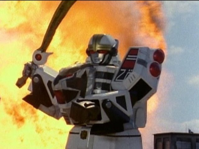 Power Rangers - Megazord Destructions (Mighty Morphin - S.P.D.)