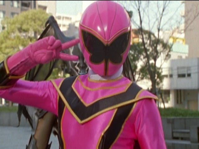 Power Rangers vs Evil Pink Ranger (Vampire) | Power Rangers Mystic Force.