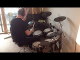 The C90s - Shine A Light (Flight Facilities Remix) (Roland TD-12 Drum Cover)