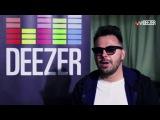 Интервью с Isaac Nightingale для Deezer