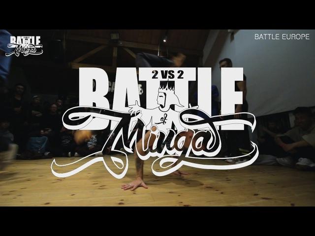 Battle of Minga 2016: The Tribe (Toschkin Artform) vs. The Tribe (Dario Boyka) - Final
