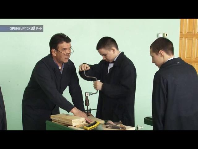 Школьники из Благословенки изготовили скворечники