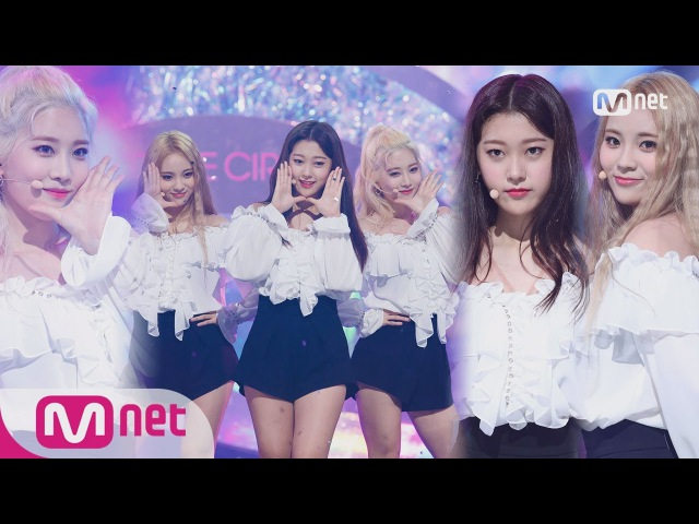 [LOONAODD EYE CIRCLE - Girl Front] Debut Stage | M COUNTDOWN 170921 EP.542