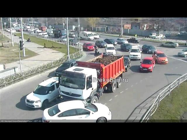 Ставропольская Старокубанская 10 03 2017