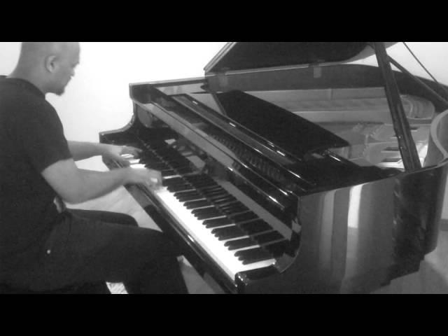 Ov Fire and the Void - Behemoth - Piano Cover / Arrangement / Version by Vikram Shankar