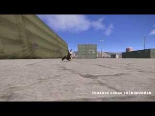 ARMA 3: Крольчиха вызывает огонь на себя