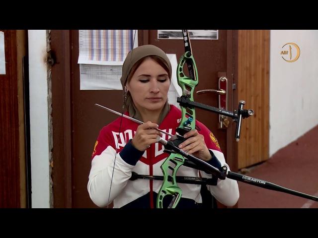 Дагестанка готовится поразить цели на Паралимпийских играх в Токио