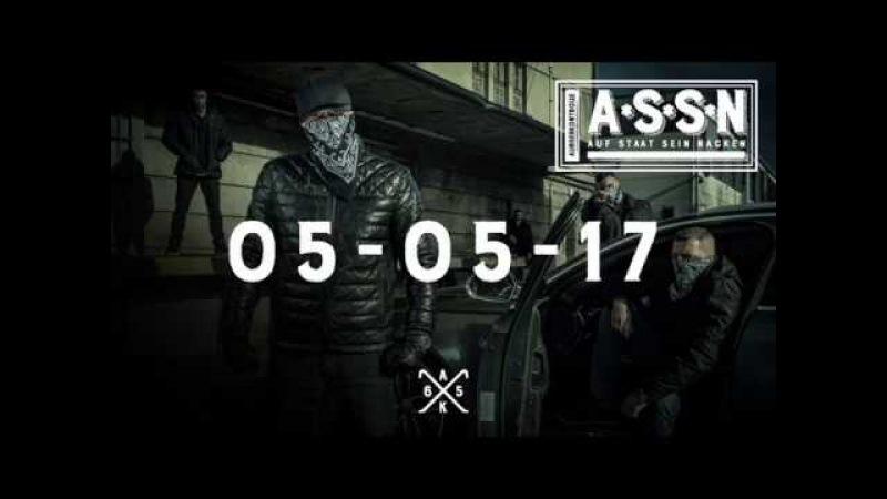AK AusserKontrolle - A.S.S.N. (prod. Sonus030 HNDRC)