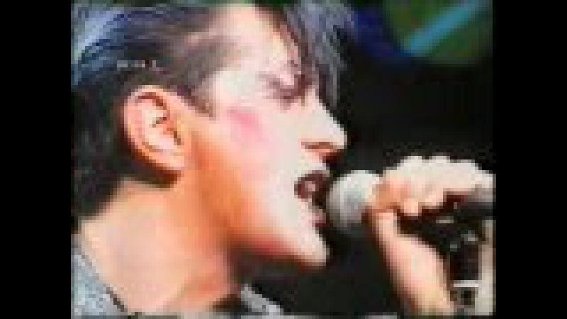 Ivan Cattaneo RAGAZZO TRISTE live 1981